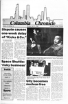 Columbia Chronicle (04/21/1986) by Columbia College Chicago