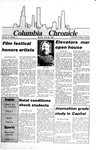 Columbia Chronicle (04/28/1986)