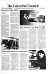 Columbia Chronicle (05/13/1991)