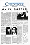 Columbia Chronicle (09/23/1991)