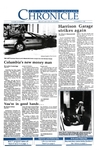 Columbia Chronicle (11/11/1991)