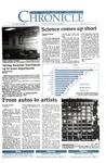 Columbia Chronicle (03/09/1992)