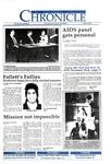 Columbia Chronicle (05/11/1992)