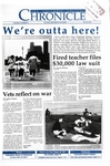 Columbia Chronicle (05/26/1992)