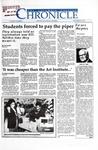 Columbia Chronicle (09/28/1992)