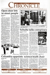 Columbia Chronicle (10/26/1992)