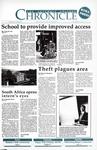 Columbia Chronicle (11/16/1992)