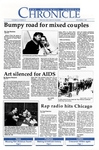 Columbia Chronicle (12/7/1992)