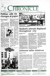 Columbia Chronicle (12/14/1992)