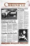Columbia Chronicle (05/03/1993)