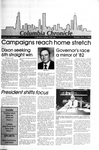 Columbia Chronicle (11/03/1986) by Columbia College Chicago