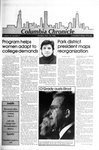Columbia Chronicle (11/10/1986) by Columbia College Chicago