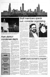 Columbia Chronicle (03/16/1987) by Columbia College Chicago