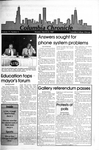 Columbia Chronicle (03/23/1987) by Columbia College Chicago