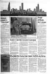 Columbia Chronicle (10/12/1987) by Columbia College Chicago