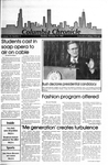 Columbia Chronicle (10/19/1987) by Columbia College Chicago