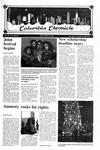 Columbia Chronicle (12/12/1988)