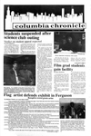 Columbia Chronicle (3/13/1989)