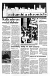 Columbia Chronicle (04/17/1989)