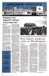 Columbia Chronicle (11/20/1989)