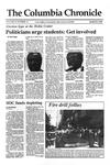 Columbia Chronicle (03/05/1990)