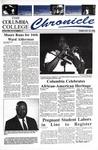 Columbia Chronicle (02/20/1995)