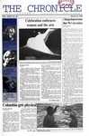 Columbia Chronicle (3/25/1996)