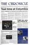 Columbia Chronicle (3/24/1997)