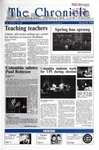 Columbia Chronicle (3/30/1998)