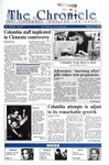 Columbia Chronicle (03/09/1998)