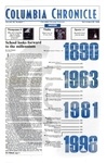 Columbia Chronicle (09/28/1998)