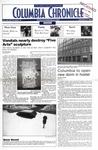 Columbia Chronicle (01/11/1999)