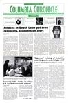Columbia Chronicle (05/03/1999)