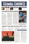 Columbia Chronicle (11/22/1999)