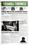 Columbia Chronicle (02/28/2000)