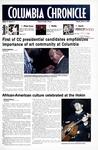 Columbia Chronicle (03/06/2000)