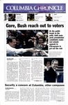 Columbia Chronicle (11/06/2000)