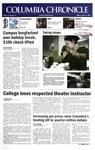 Columbia Chronicle (01/08/2001)