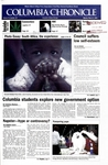 Columbia Chronicle (03/05/2001)