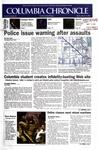Columbia Chronicle (03/12/2001)
