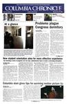 Columbia Chronicle (03/26/2001)