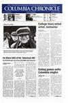 Columbia Chronicle (04/09/2001)