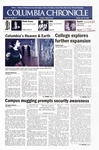 Columbia Chronicle (04/16/2001)