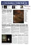 Columbia Chronicle (04/23/2001)