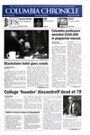Columbia Chronicle (4/30/2001)