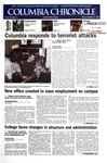 Columbia Chronicle (09/24/2001)