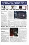Columbia Chronicle (10/08/2001)