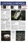 Columbia Chronicle (10/29/2001)