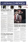 Columbia Chronicle (11/05/2001)