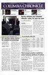 Columbia Chronicle (11/12/2001)